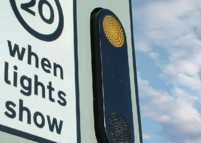 Solagen Road Safety Signs