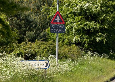 SAS Speed Activated Signs