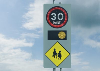 Solagen's SRTS Safer Routes to School