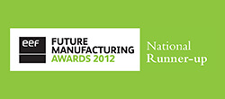 Future manufacturing Runners Up