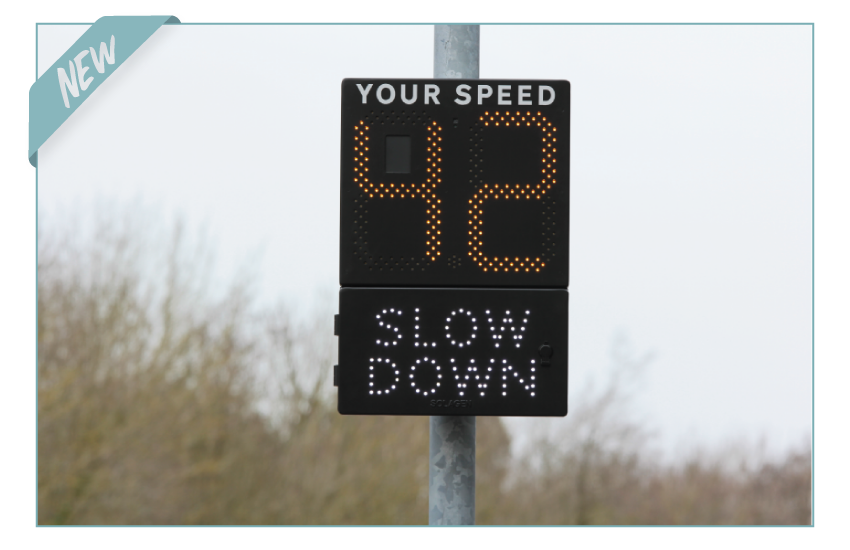Speed Indication Device